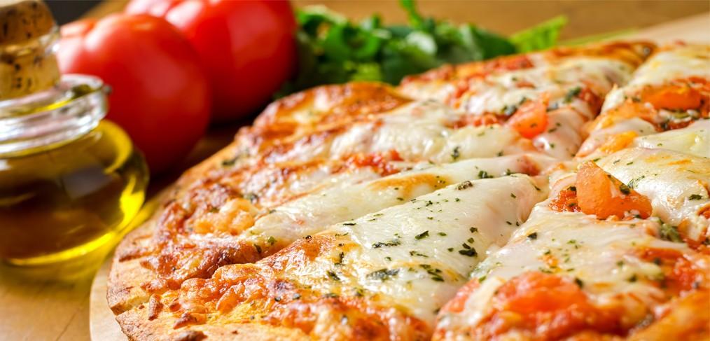 Gluten-Free Cauliflower Pizza